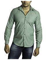 PACHHA Men's Slim Fit Cotton Shirt