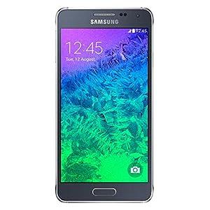 Samsung Galaxy Alpha (Charcoal Black)