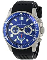 Le Chateau Men's 7072mssrub_bl Sport Dinamica Chronograph Watch