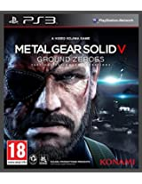 Metal Gear Solid V 5 Ground Zeroes Tactical Espionage Operations (PS3)