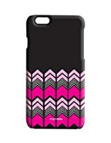 Colourblock cheveron - Pro Case for iPhone 6