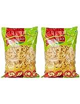 Pastallio Durum Pasta Campanelle Combo, 500g (Pack of 2)