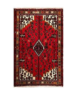 RugSense Alfombra Persian Hamadan Rojo/Multicolor 136 x 100 cm