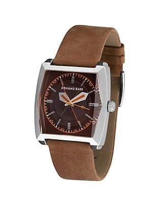ARMAND BASI A0201G10 - Reloj Caballero cuarzo piel