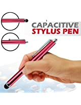 GB STYLUS PEN FOR IPHONE 3G 3GS 4 4S 5 IPAD 2 3 4 SAMSUNG HTC TOUCH TABLET RED