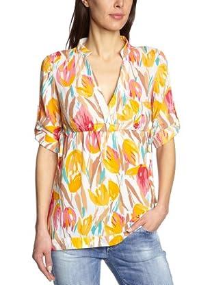 Vero Moda Blusa Tulip Tine (Multicolor)