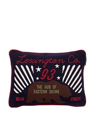 Lexington Company Cojín Bear (Azul)
