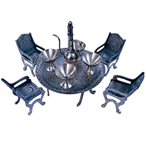 Dining Table Maharaj Set