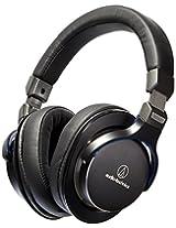 Audio-Technica SonicPro ATHMSR7BK On-Ear Headphones (Black)