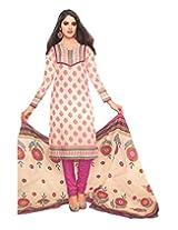 JAVULI pure cotton salwar suit dress material : 228new