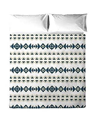 oh& Betttuch und Kissenbezug Hina