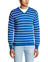 People Men's Cotton Sweater