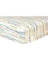 Trend Lab Paddington Bear Crib Sheet