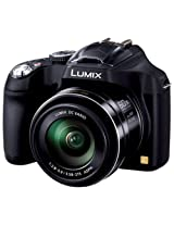 Panasonic Lumix FZ70 digital camera optical 60x Black DMC-FZ70-K + 8GB SDHC Card AD