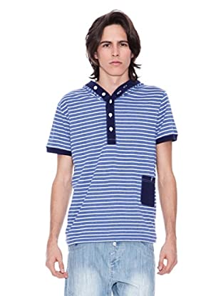 Gio Goi Camiseta Earljones (Azul)