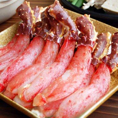本タラバガニカニしゃぶセット(5L)・雑炊用むき身付