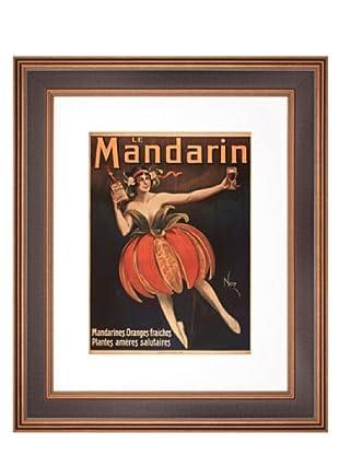 Le Mandarin, 16 x 20