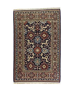 L'Eden del Tappeto Teppich Shirvan Veg.Le mehrfarbig 198t x t125 cm