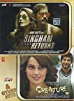 Singham Returns/Creature 3D & Others