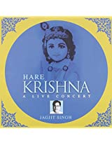 Hare Krishna- A Live Concert by Jagjit Sing (Jagjit Singh- Hindi Bhajans / Indian Devotional Songs / Hindi Music CD)