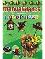Manualidades con materiales de la naturaleza (Adivinanzas Y Chistes)