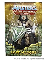 Masters Of The Universe Classics Lord Masque Action Figure