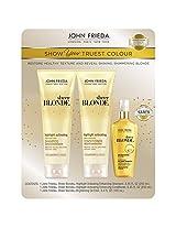 John Frieda Hair Kit Sheer Blonde Highlight Activating 3Pc