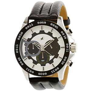 Fastrack Chrono Upgrade Chronograph Multi-Color Dial Men's Watch - 3072SL11