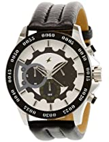 Fastrack Chrono Upgrade Chronograph Multi-Color Dial Men's Watch - 3072SL11