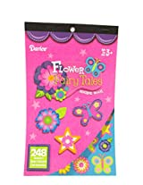 WeGlow International Flower Fairy Tales Sticker Books (4 Books)