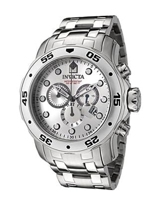 Invicta 71 Reloj Scuba Chrono plata