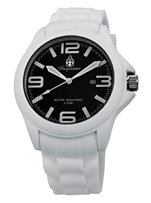 Burgmeister Damen-Armbanduhr XL Analog Quarz Silikon BM166-586