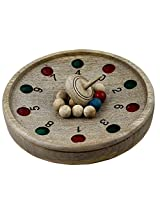 Roulette Wooden Travel Board Games