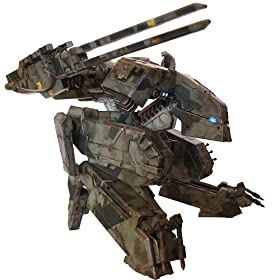 METAL GEAR SOLID MG REX (^MA bNX) (ABS&amp;PVC&amp;POM htBMA)