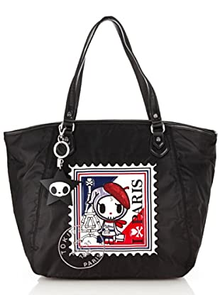 Tokidoki Shopping Bag Nihoa (Schwarz)