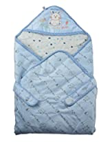Soft, luxurious, warm & cute. MM-98048 Blue