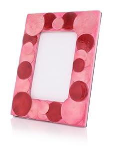 "Terragrafics Sorbet 4"" x 6"" Picture Frame (Pink)"