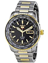 Seiko Automatic SRP130K1 Analogue Watch - For Men