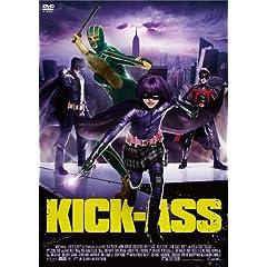 キック・アス DVD