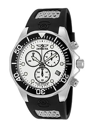 Invicta 11479 - Reloj de Caballero cuarzo poliuretano Negro