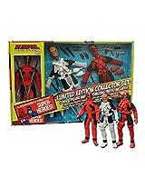 Diamond Select Toys Marvel Retro Cloth Deadpool 8