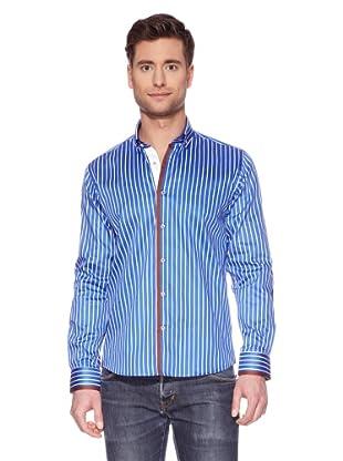 Pontto Hemd Premium Collection (Blau)