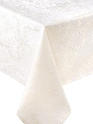 Garnier-Thiebaut Mille Rubans Tablecloth (Ivoire)