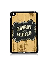 Cowboy Rodeo Cover Case for Ipad Mini by Atomic Market