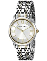 "Anne Klein Women's ""AK/1805SVTT"" Two-Tone Bracelet Watch"
