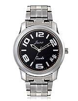Jainx BREO Analog Black Dial Men's Watch-JM129