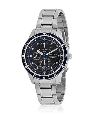 Seiko Reloj SNDF39P1 Negro / Azul