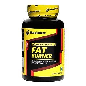 MuscleBlaze Fat Burner with Garcinia Cambogia 750 mg - 90 Veg Capsules