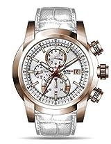 Westar Analog Silver Dial Men's Watch 5595PPN637