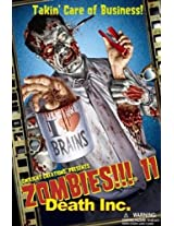 Zombies 11 Death Inc Board Game